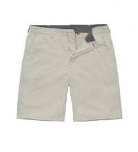 Technical chino shorts.