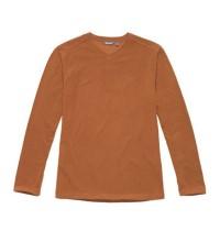 Technical fleece pullover.