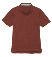 Technical polo shirt.