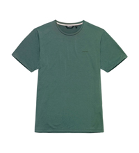 Technical short sleeve T-shirt.