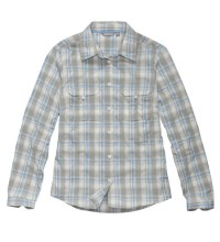 Highly-protective technical and outdoor shirt.