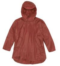 Technical waterproof cape.