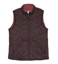 Ultra-lightweight insulated vest.