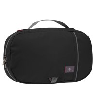 Mid-sized travel washbag.