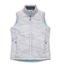 Versatile, technical insulated vest