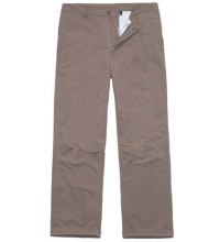Waterproof trousers for everyday wear.