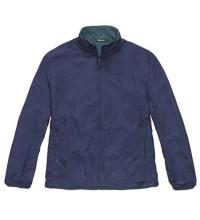 Classic, versatile, reversible fleece jacket.