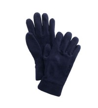 Technical fleece gloves.