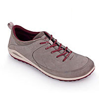 Lightweight, supportive walking shoe.