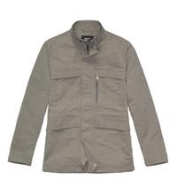 Practical 11-pocket jacket.