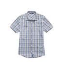 Polycotton summer weight shirt.
