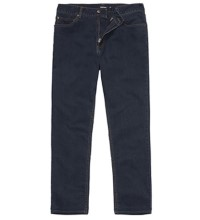 Tapered technical denim jeans.
