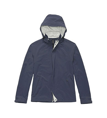 Waterproof lined 'Harrington' inspired jacket.