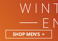 Shop Men's Winter's End Offers
