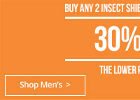 Shop Men's Anti-insect Clothing