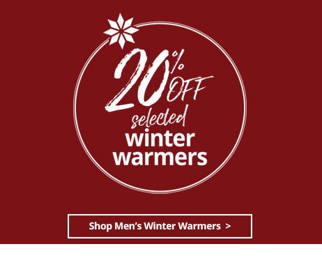 View Men's Winter Warmers
